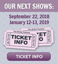 Bridal Festival Northwest Tickets
