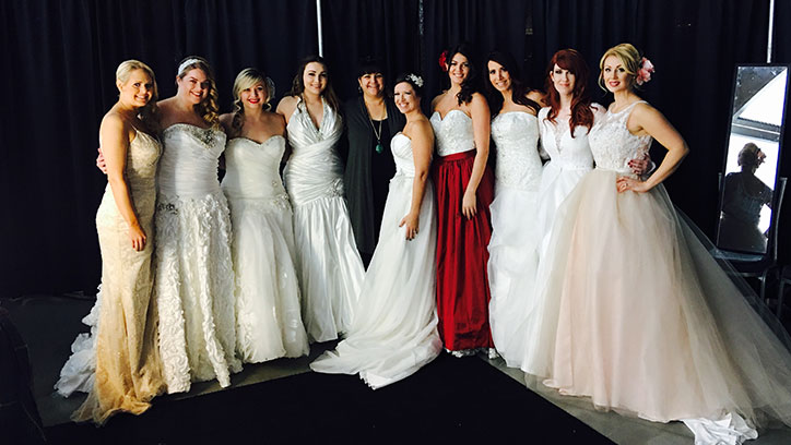 Fashion Show – Bridal Festival – Spokane