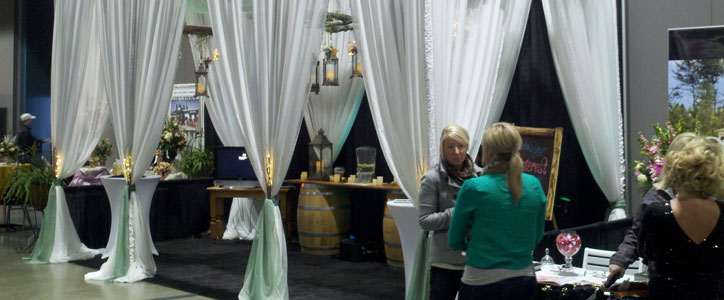 At the Bridal Festival: Design Events