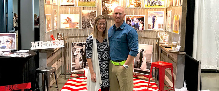 At the Bridal Festival: Five-Ever Photography